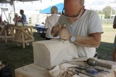 Stone Carving Festival Perth Ontario